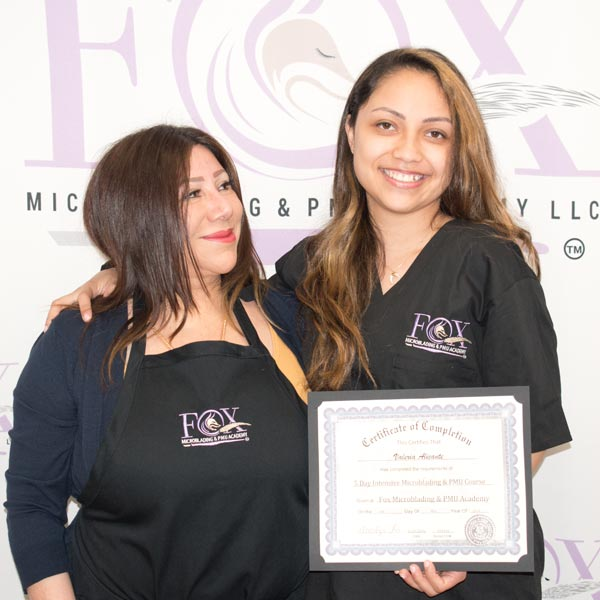 Night/Weekend Microblading Certification Course - FOX Microblading ...