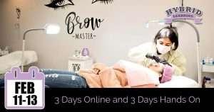 Microblading Training Santa Ana, CA July 10-13