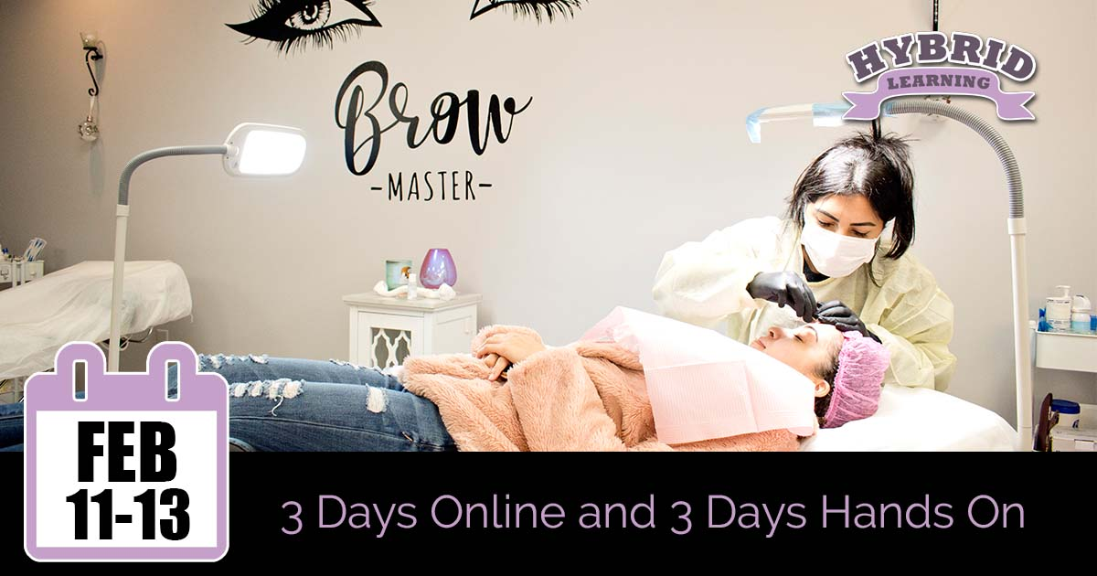 Microblading Training Santa Ana, CA July 10-13