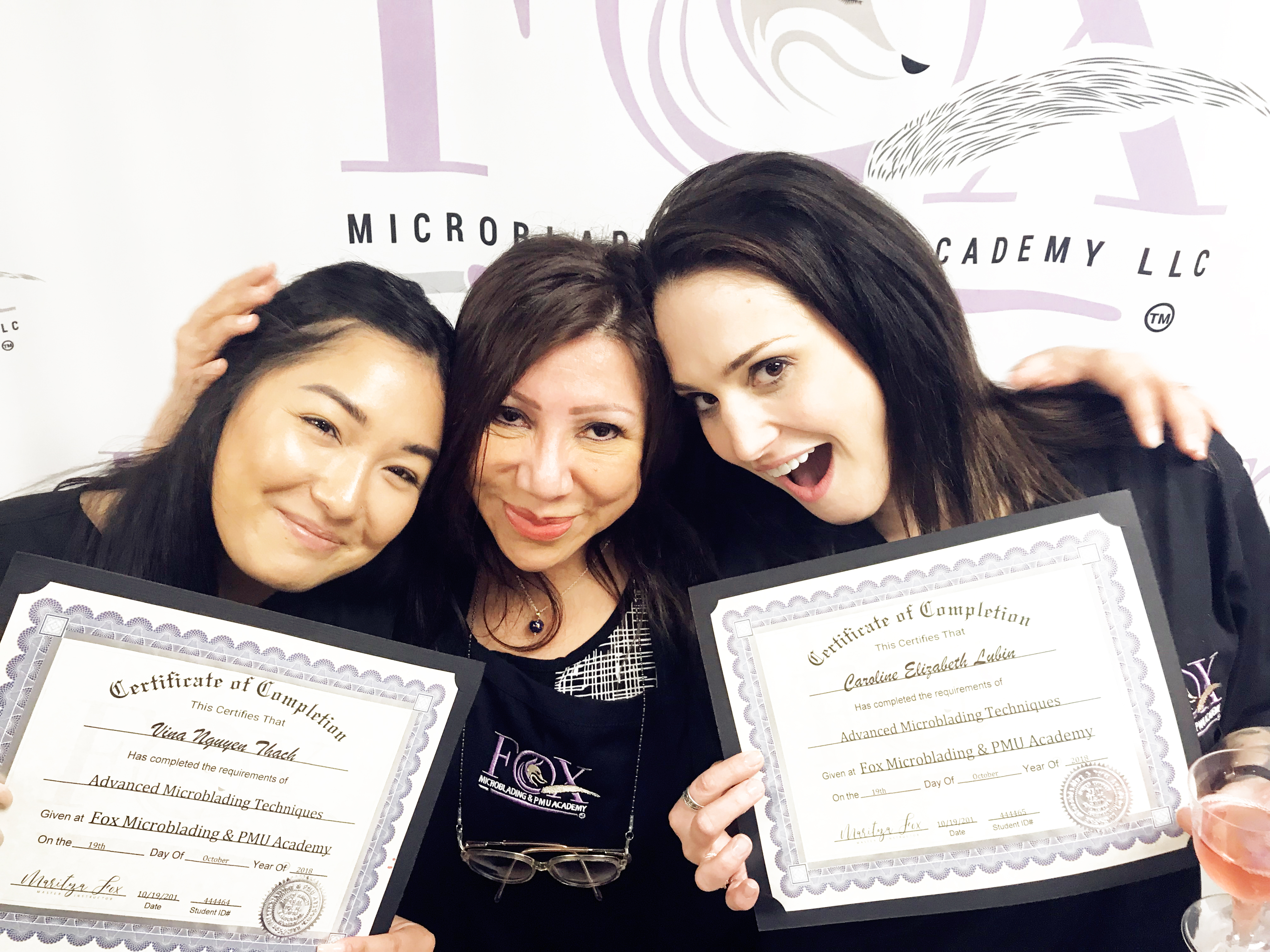 Microblading Training in Orange County