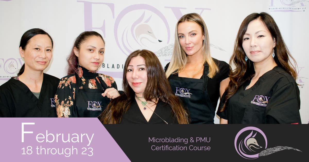 Permanent Makeup Course Huntington Beach Ca