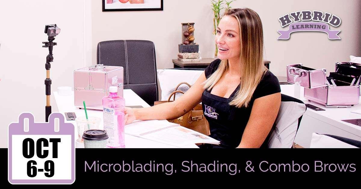 Microblading Training Los Angeles, CA
